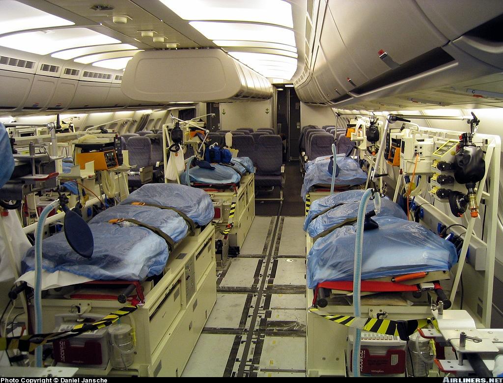 Conheça o Airbus A310 MRTT MedEvac de matrícula 10+27 que levou os 12 feridos para a Alemanha [vídeo]