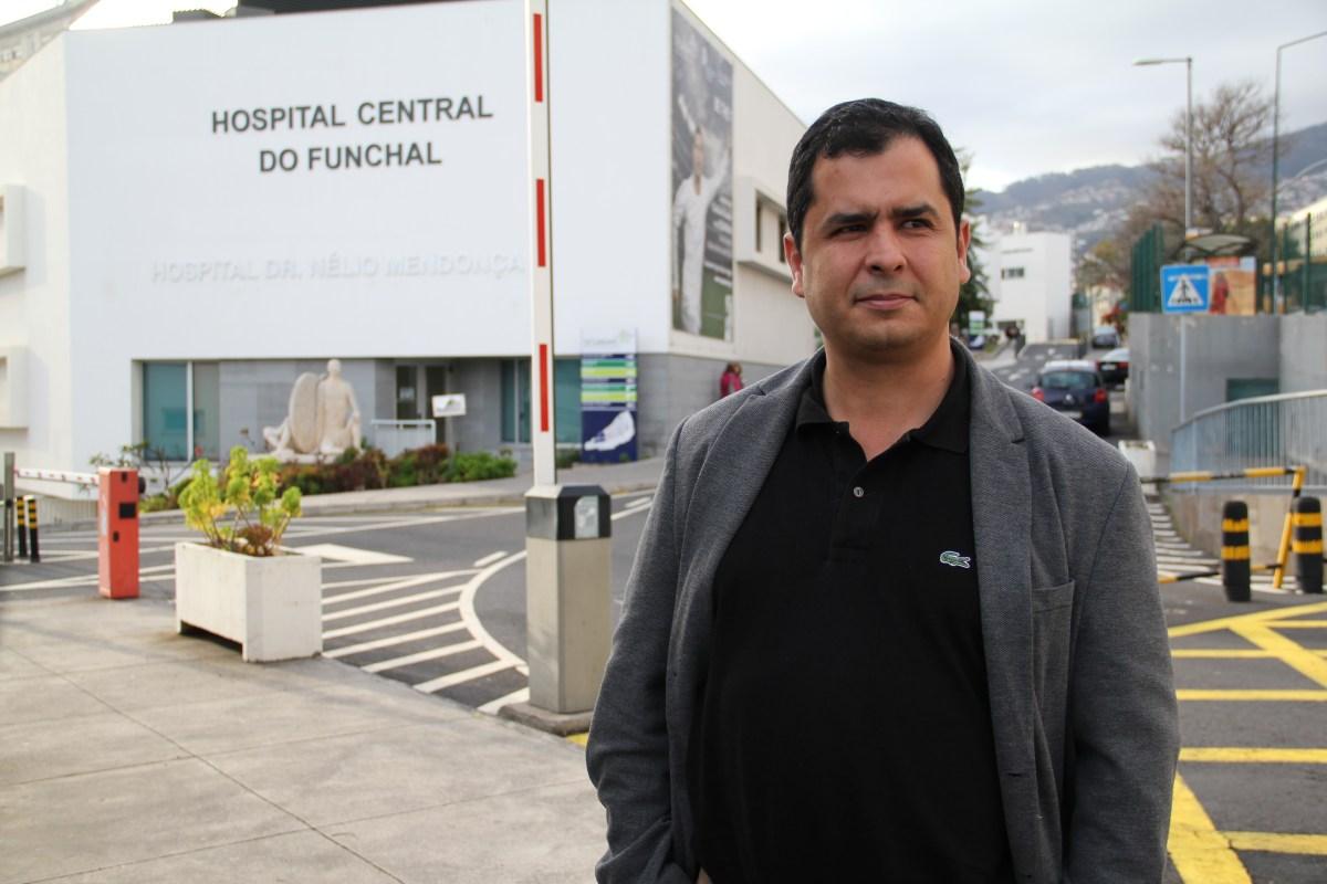 """Rafael Macedo divulga documento assinado por Eugénio Mendonça e felicita """"todos os profissionais de Saúde do internamento"""" na sequência do acidente com o autocarro"""