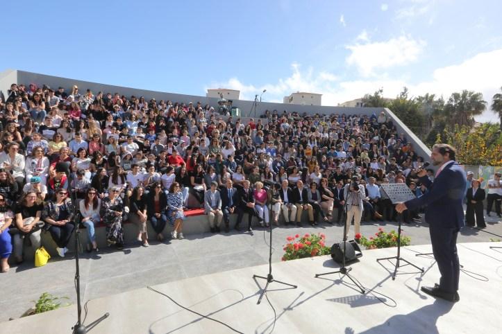 Albuquerque Inauguração Auditório Escola Caniço3