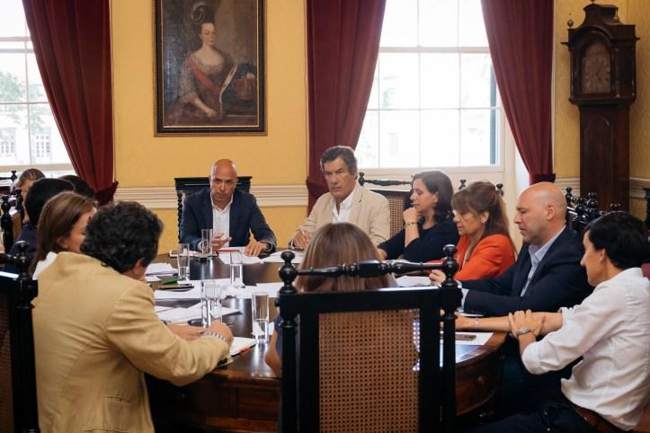 Câmara do Funchal reunião 16 de maio 2019