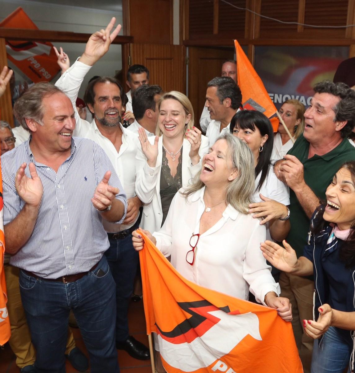 """PSD exulta com resultados obtidos na RAM nestas eleições europeias: o PS """"já andava com o rei na barriga"""""""