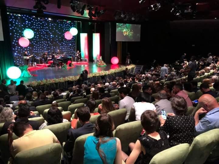 Albuquerque na Gala do Marítimo garante apoio do Governo ao homem, ao clube e à obra