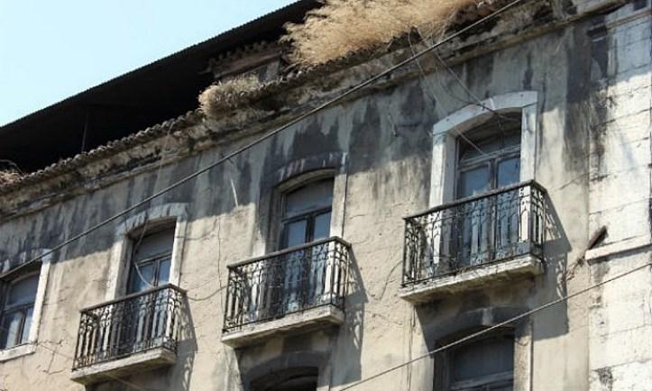 devolutos prédios