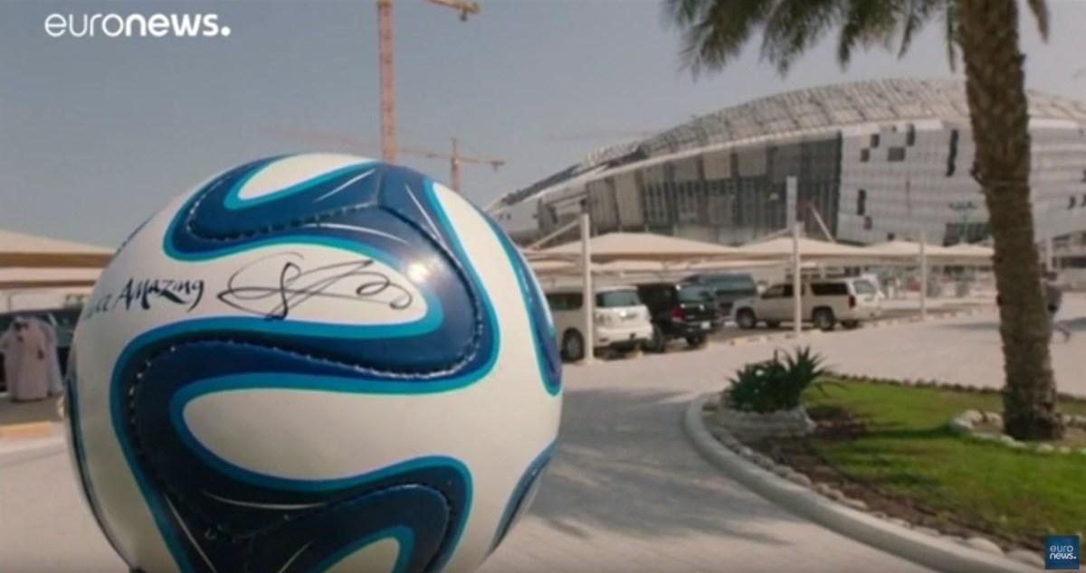 FIFA desiste de mundial com 48 equipas no Qatar [vídeo]