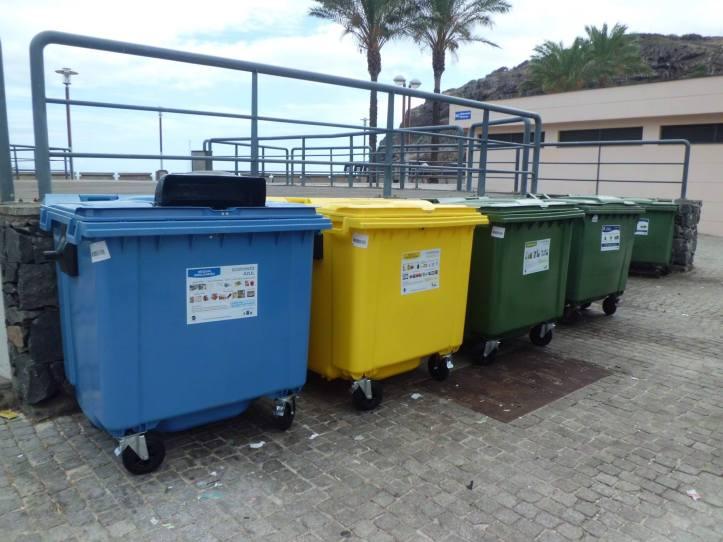 Lixo recolha