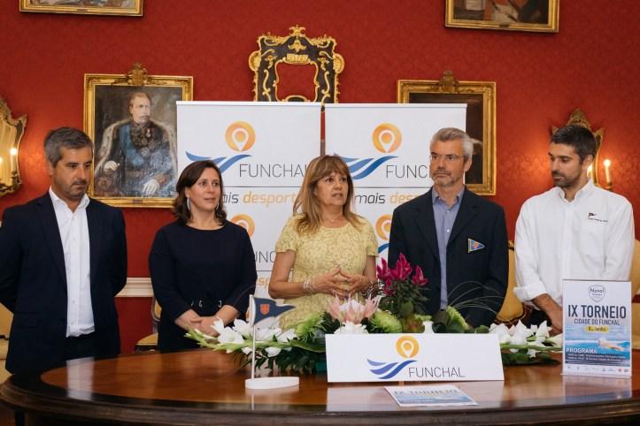 Natação prémio Funchal