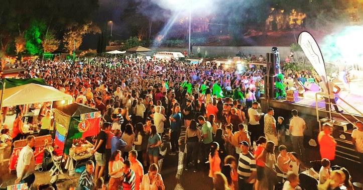 Festa venezuelana A