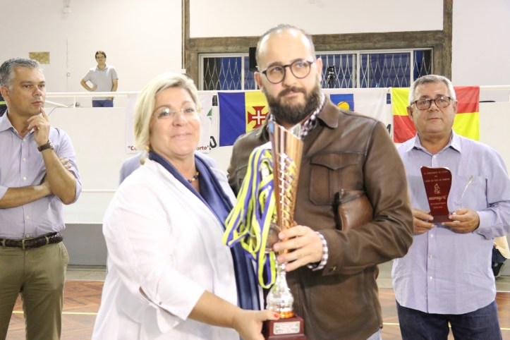Futsal entrega de prémios Rita Andrade