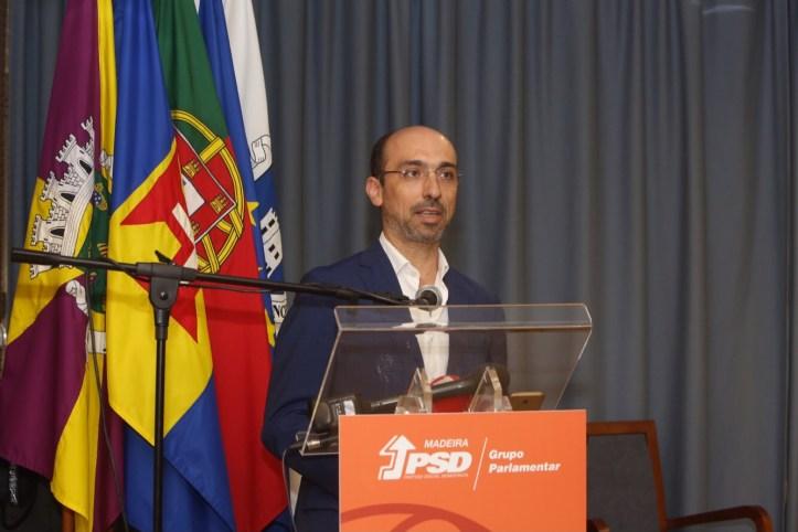 Jaime Filipe Ramos jornadas parlamentares julho 2019