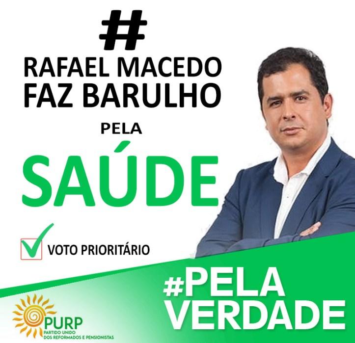 Rafael Macedo Saúde