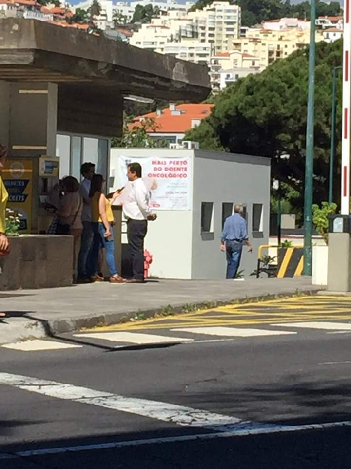 Rafael Macedo nio Hospital visita 4 de julho