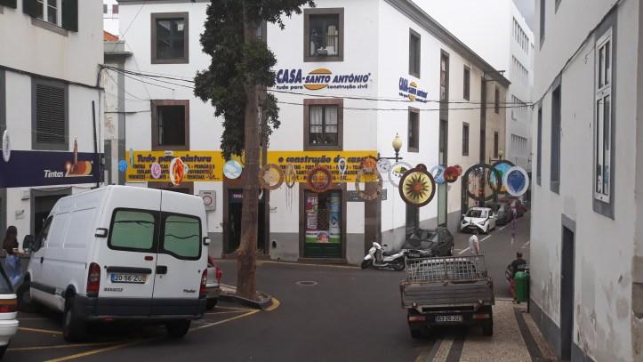 Rua Direita Ornamentação C
