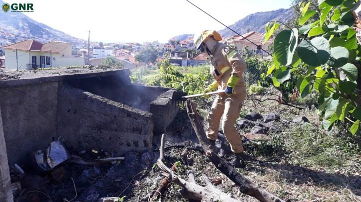 GNR Madeira - Queima2