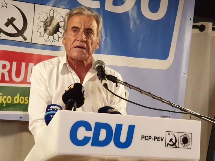 CDU Jerónimo comicio