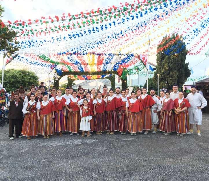 Camacha grupo folclórico