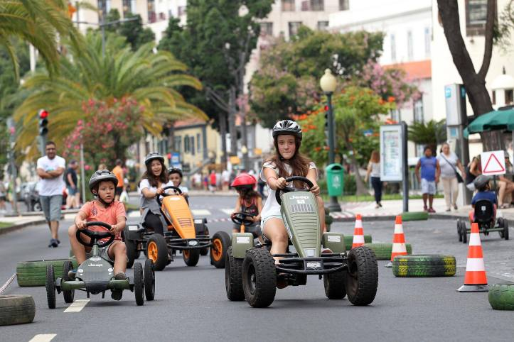 Mobilidade fecha estradas 2
