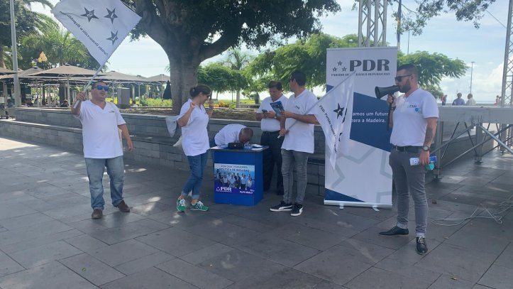 PDR sexta feira último di de campanha 2019