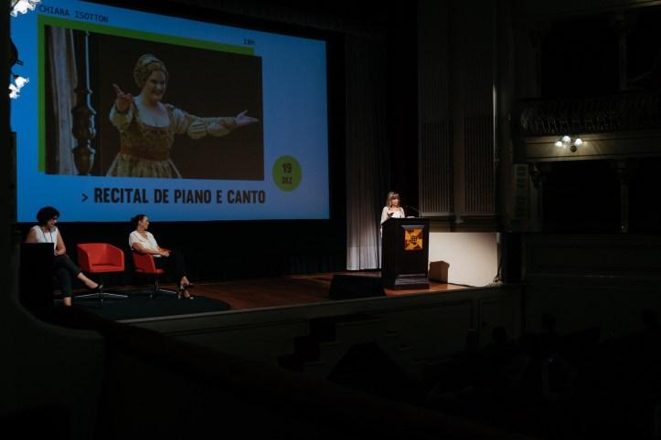 Teatro temporada Madalena Nunes