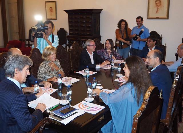Assembleia Regional comissão permanente
