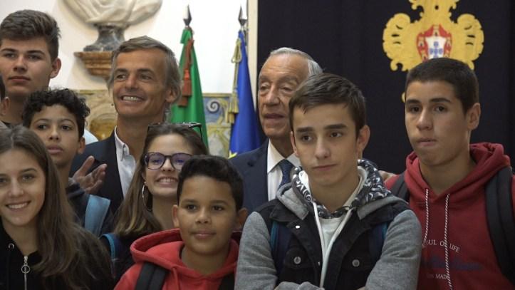 João Rodrigues Com Marcelo