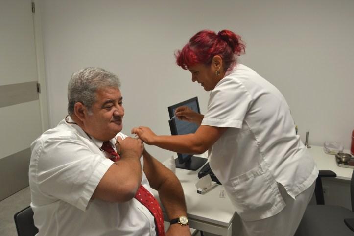 Pedro Ramos vacinação B