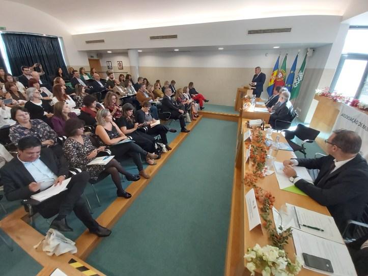 Porto santo reunião intermunicipal