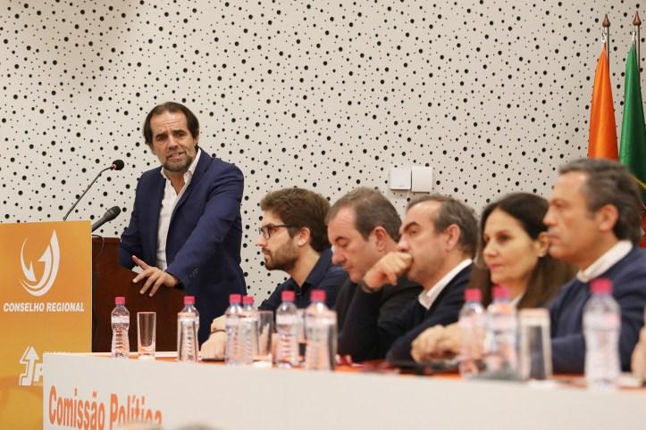 Conselho Regional do PSD 16 de novembro