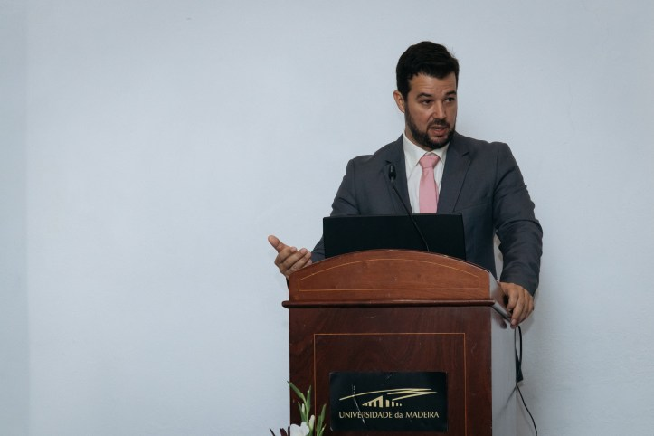 Miguel Gouveia congreso de Turismo