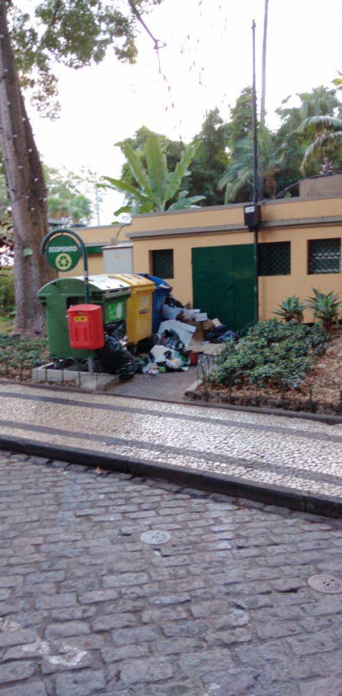 Funchal lixoi Jardim