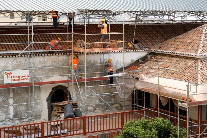 Convento Santa Clara obras 2
