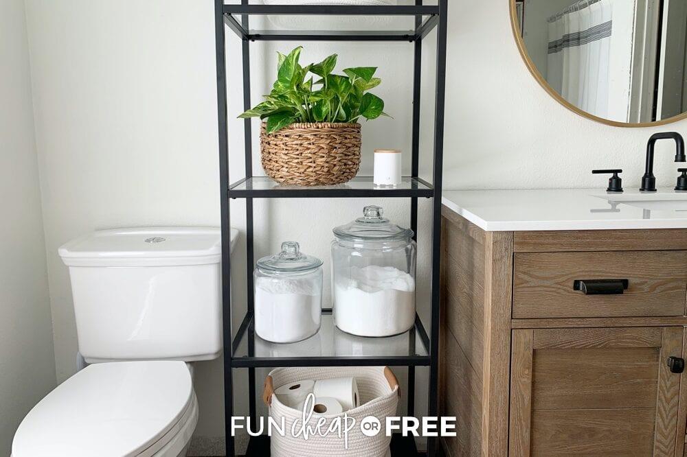 28 clever bathroom organization ideas