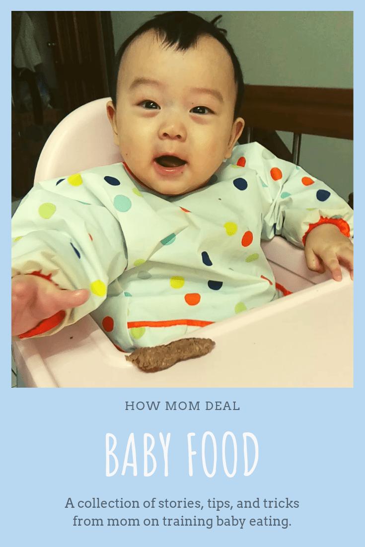 寶寶1歲前主導餵食的密技
