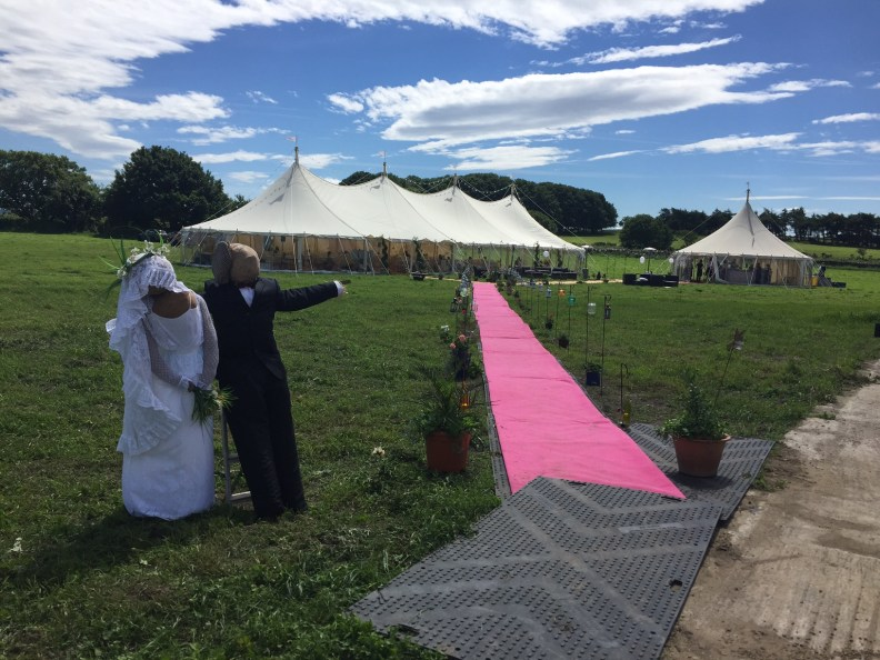 Wedding Marquee Yorkshire