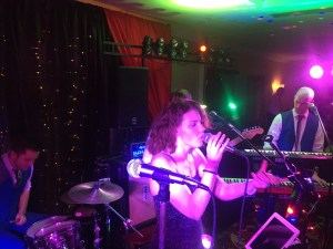Live Music Christmas Party Dancing Marriott Hotel Christmas Classics