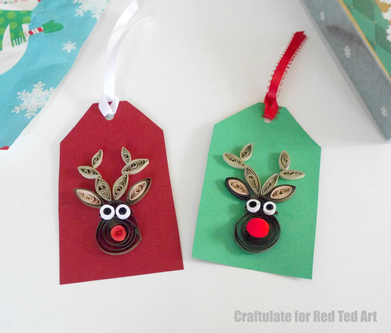 14 Rudolph Crafts For Christmas Fun Crafts Kids