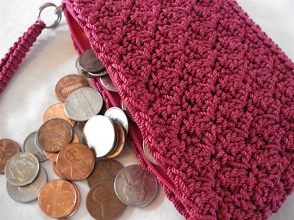 Simply Sweet Coin Purse Pattern
