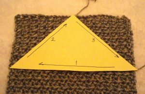 Triangle Stitching