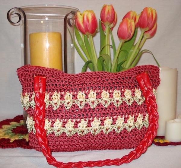 The Tulips Purse Pattern
