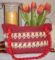 The Tulips Purse Pattern