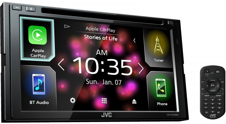 KW-V940BWM Car Audio JVC - Middle East & Africa - Products -