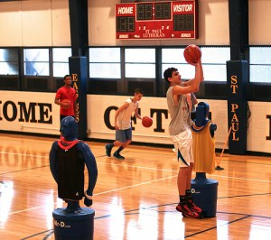 Having the ability to change up drills will help keep training sessions fresh for players and coaches (Photo Source: Dave Gillem)