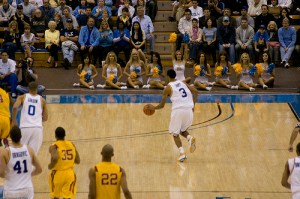 An effective Defensive Transition will reduce the oppositions ability to fast break efficiently (Photo Source: JR)