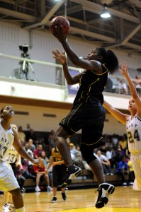 Being beaten on a close-out can often lead to easy scoring situations (Source: U.S. Army)