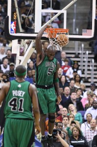 Kevin Garnett seen by many as one of the greatest Power Forwards to play basketball embodies the skills needed to play in the modern era (Photo Source: Keith Allison)