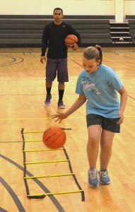 When starting out basketball coaching is all about doing and being involved (Photo Source: USAG- Humphreys)