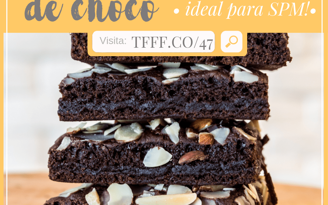 brownie de chocolate saludable | dieta cetogenica | keto evolucionada