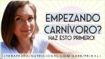 CARNIVORO PRINCIPIANTES 2