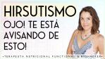 HIRSUTISMO SINDROME DE OVARIO POLIQUISTICO