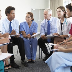 Medical Staff meeting