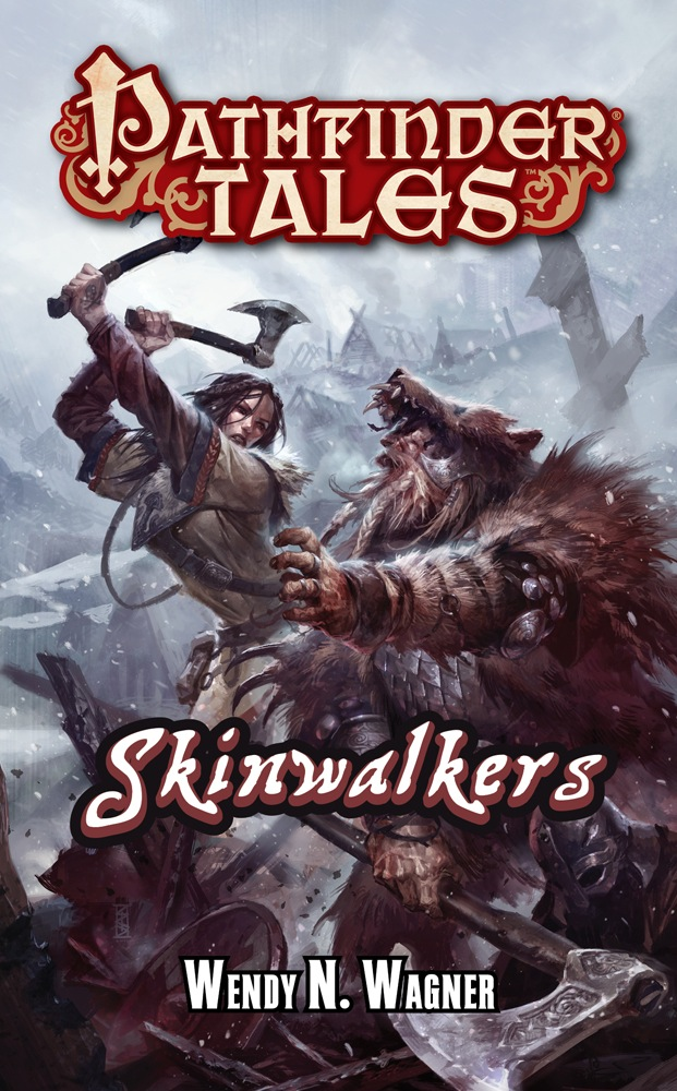 Wendy Wagner: Five Things I Learned Writing Skinwalkers – Chuck